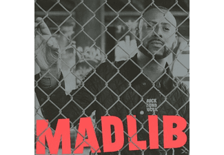 Madlib - Rock Konducta [CD]