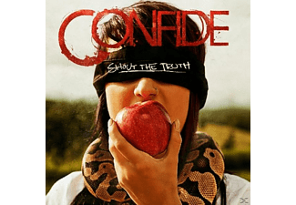 Confide - South By The Truth - (CD)