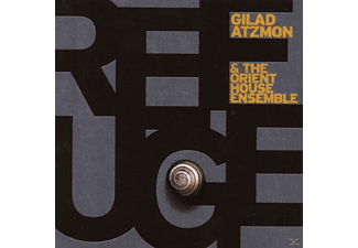 Gilad Atzmon - Refuge - (CD)