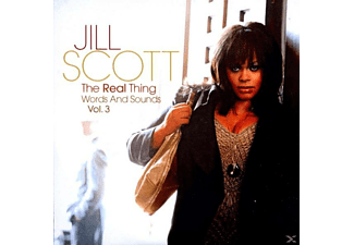 Jill Scott - The Real Thing: Words And Sounds Vol.3 - (CD)