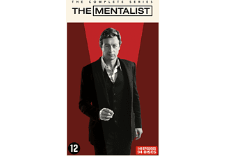 The Mentalist Complete Series - DVD