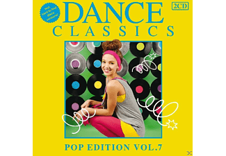 VARIOUS - Dance Classics Pop Edition Vol. 7 - (CD)