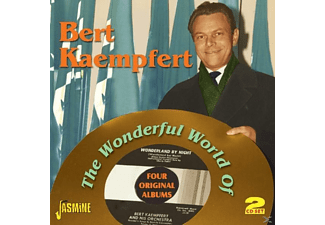 Bert Kaempfert - Wonderful World Of Bert Kaempfert - (CD)
