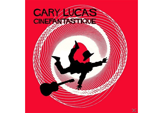 Gary Lucas - Cinefantastique - (CD)
