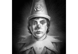 Lacrimosa - Hoffnung - (CD + DVD Video)