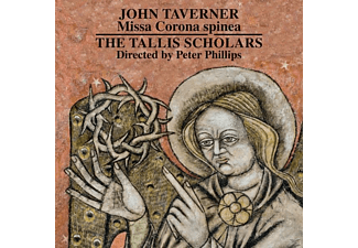 Peter Phillips, The Tallis Scholars - Missa Corona spinea - (CD)