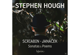 Stephen Hough, Leoš Janáček - Sonaten & Poemes - (CD)