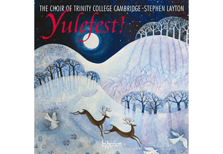 Trinity College Choir - Yulefest!- Christmas Music From Trinity College Cambridge - (CD)