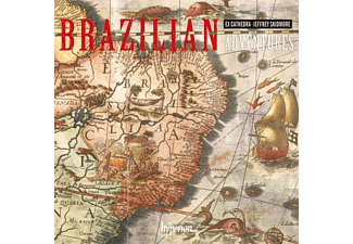 Ex-cathedra - Brazilian Adventure - (CD)
