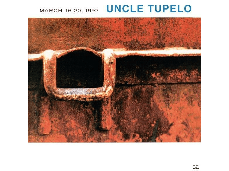 Uncle Tupelo - March 16-20, 1992 [CD]