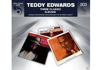 Teddy Edwards - 3 Classic Albums - (CD)