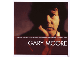 Garry Moore, Gary Moore - Essential - (CD)