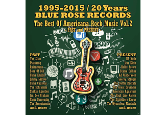 VARIOUS - 20 Years Blue Rose Records-Past & Present Vol.2 - (CD)