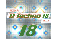 VARIOUS - D.Techno 18/Gary D. [CD]
