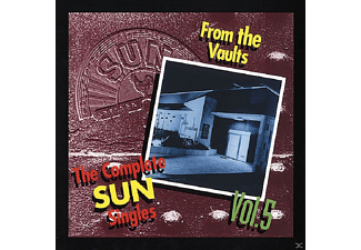 VARIOUS - Vol.5, The Sun Singles   4-Cd - (CD)