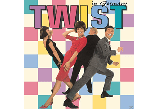 VARIOUS - Twist In Germany - (CD)