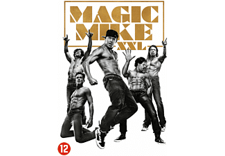 Magic Mike XXL DVD