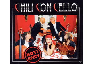 Chili Con Cello - Hot & Spicy - (CD)