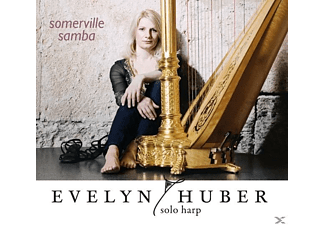Evelyn Huber - Somerville Samba - (CD)