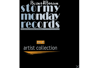 VARIOUS - Artist Collection-Blues & Boogie - (CD)