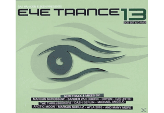 VARIOUS - Eye-Trance 13 - (CD)