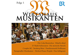 VARIOUS - Wirtshaus Musikanten Br-Fs, Folge 1 - (CD)
