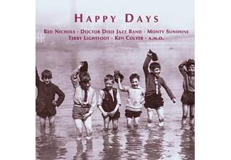 VARIOUS - Happy Days - (CD)