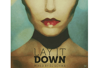 various/dj schwa - Lay It Down - (CD)