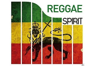 VARIOUS - Spirit Of Reggae - (CD)