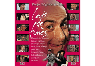 OST/VARIOUS - Louis De Funès-Bandes Originales Des Film Vol.1 &2 - (CD)
