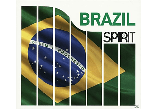 VARIOUS - Spirit Of Brazil - (CD)