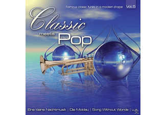VARIOUS - Classic Meets Pop Vol.5 - (CD)