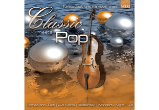 VARIOUS - Classic Meets Pop Vol.6 [CD]