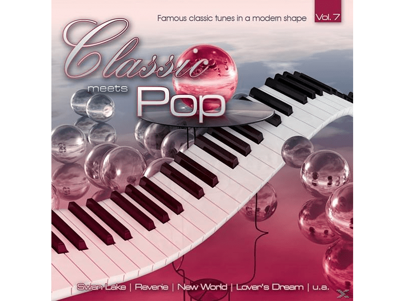 VARIOUS - Classic Meets Pop Vol.7 [CD]