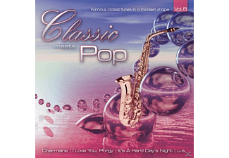 VARIOUS - Classic Meets Pop Vol.8 - (CD)