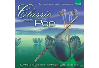 VARIOUS - Classic Meets Pop Vol.9 - (CD)