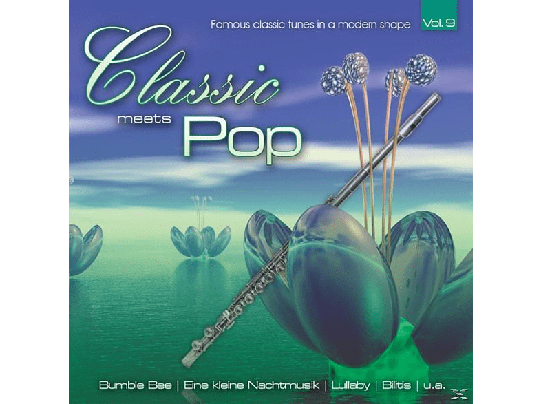 VARIOUS - Classic Meets Pop Vol.9 [CD]