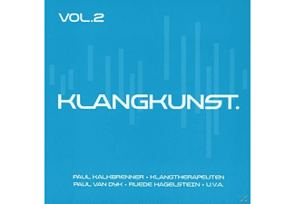 VARIOUS - Klangkunst Vol. 2 - (CD)
