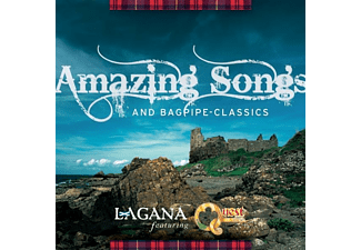 Lagana Feat. Quest - Amazing Songs And Bagpipe-Classics - (CD)