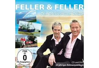 Feller & Feller - Wo Wellen Und Wind - (CD)