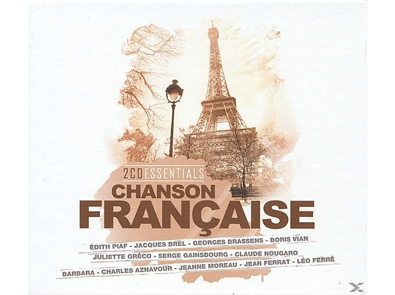 VARIOUS - Essentials-French Chanson [CD]