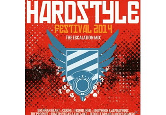 VARIOUS - Hardstyle Festival 2014-The Escalation Mix - (CD)