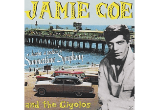 Jamie & The Gigolos Coe - Summertime Symphony - (CD)