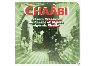 VARIOUS - Compilation Chaâbi - (CD)