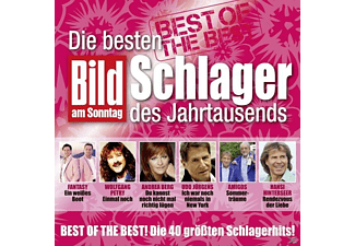 VARIOUS - Best Of The Best Schlager Des Jahrtausends - (CD)