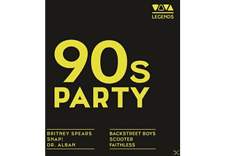 VARIOUS - Viva 90s Club Rotation - (CD)