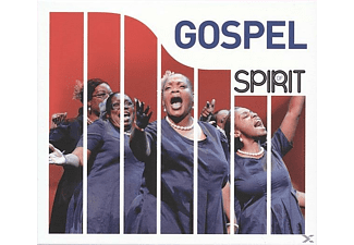VARIOUS - Spirit Of Gospel - (CD)