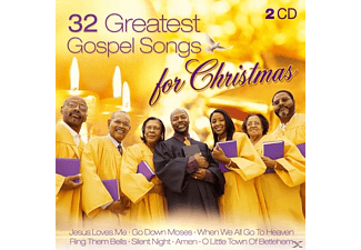 New Bethel Gospel Choir - 32 Greatest Gospel Songs For Christmas - (CD)