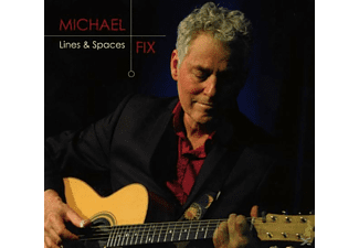 Michael Fix - Lines & Spaces - (CD)