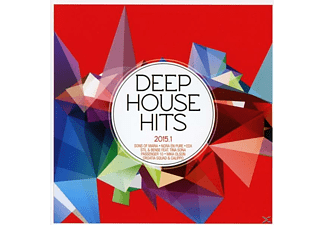 VARIOUS - Deep House Hits 2015.1 - (CD)